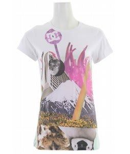 DC Biddy 149 T-Shirt White