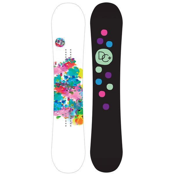 DC Biddy Camber Snowboard