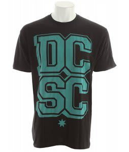 DC Big Game T-Shirt Black