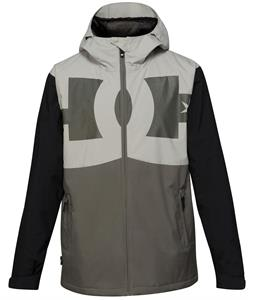 DC Billboard Snowboard Jacket Pewter