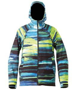 DC Bipolar 3L Snowboard Jacket Blazing Yellow