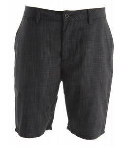 DC Blackwater Straight Shorts Black