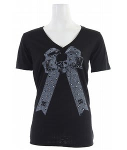 DC Bones T-Shirt Black