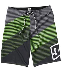 DC Brap Boardshorts Pirate Black