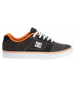 DC Bridge Skate Shoes Pirate Black/Black