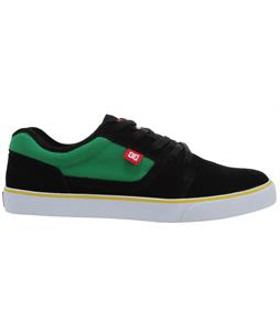 DC Bristol Shoes Black/Green