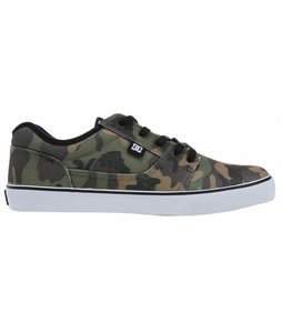 DC Bristol SP Shoes Camo Black