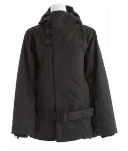 DC Brixen Snowboard Jacket Black/Shadow