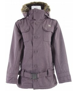 DC Brixen Snowboard Jacket Plum