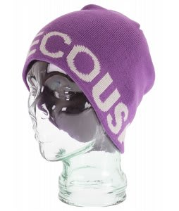 DC Bromont Beanie Royal Purple