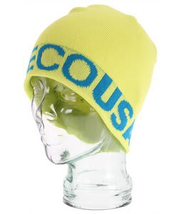 DC Bromont Beanie Tennis/Blue Jewel