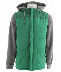 DC Bushwick 4 Jacket Kelly Green