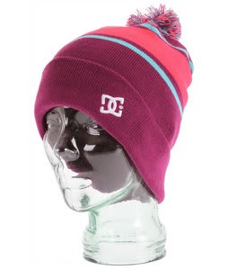 DC Camden Beanie Dark Purple/Gogi