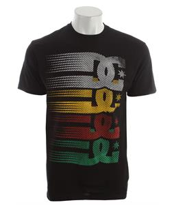 DC Carlin T-Shirt Black