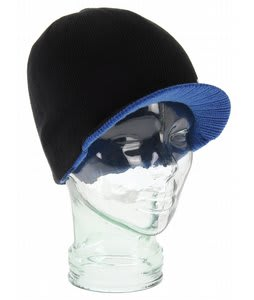 DC Cascata Beanie Black/Lapis