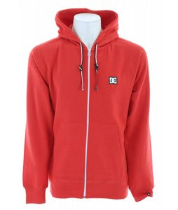 DC Celluloid Hoodie Athletic Red