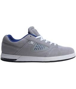 DC Centric S Kalis Skate Shoes Grey/Royal