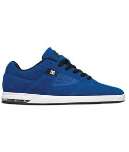 DC Centric S Kalis Skate Shoes Royal/Black/White
