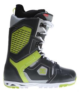 DC Ceptor Snowboard Boots Dark Grey/Green