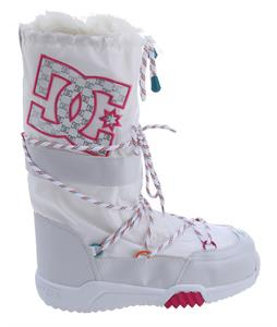 DC Chalet 2.0 SE Boots White/Silver