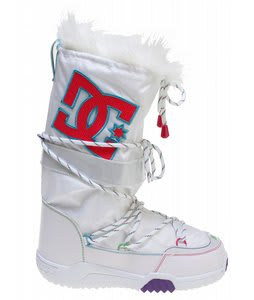 DC Chalet 2.0 Boots White/Pink