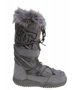 DC Chalet Suede Boots Battleship