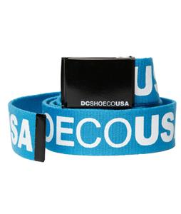 DC Chinook 5 Belt Bright Blue