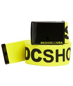 DC Chinook 5 Belt Safety Yellow