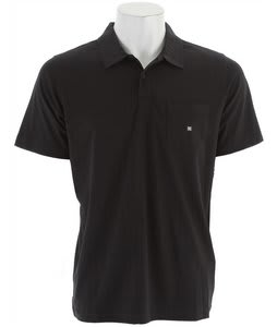 DC Chomper Polo Black