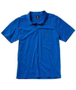 DC Chomper Polo Royal Blue