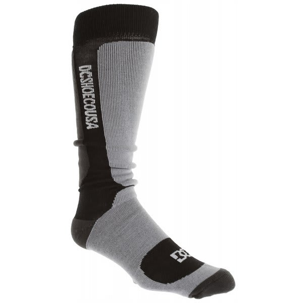 DC Cirque Snowboard Socks
