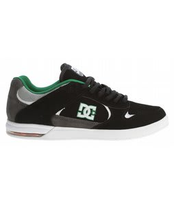 DC Claymore Skate Shoes Black/Battleship/White
