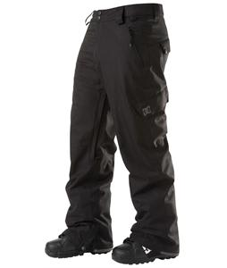 DC Code Snowboard Pants Black