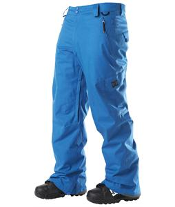 DC Code Snowboard Pants True Blue