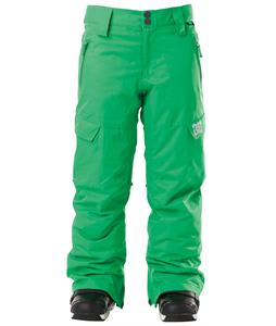 DC Code Snowboard Pants Emerald