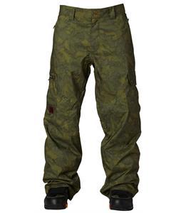 DC Code Snowboard Pants Overlay Camo