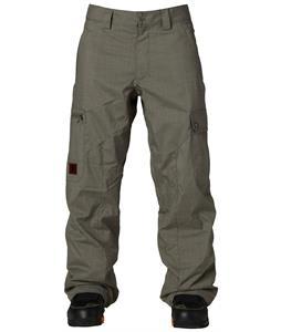 DC Code Snowboard Pants Pewter