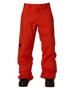 DC Code Snowboard Pants Pureed Pumkin