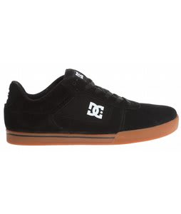 DC Cole Pro Skate Shoes Black/Gum