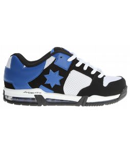 DC Command FX Skate Shoes White/Royal/Black