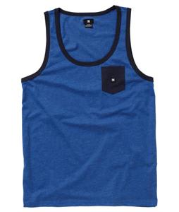 DC Contra Tank Heather Olympian Blue