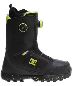 DC Control BOA Snowboard Boots Black/Yellow
