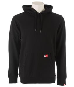 DC Core Pullover S Hoodie Black