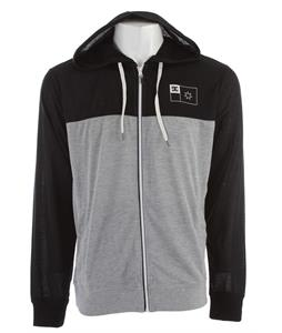 DC Core Trainer ZH Hoodie Heather Grey/Black