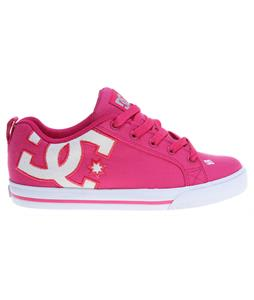 DC Court Graffik Vulc Tx Skate Shoes