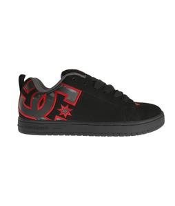 DC Court Graffik SE Skate Shoes Black/Camo