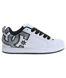 DC Court Graffik SE Shoes White/Black/White