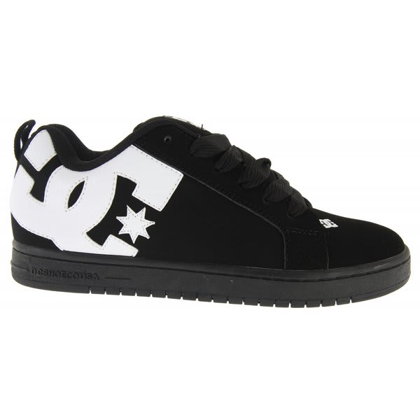 DC Court Graffik Skate Shoes