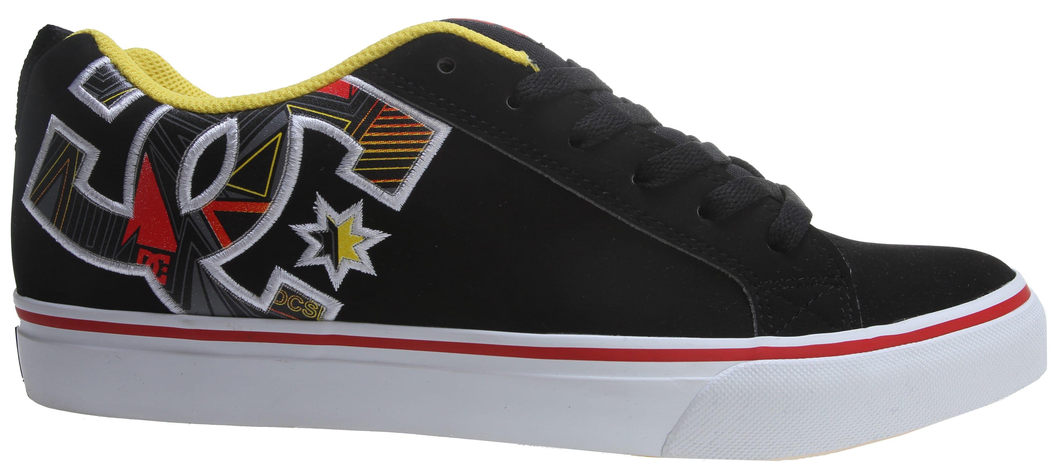 Dc Womens Graffiti Skate Shoes