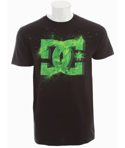 DC Cracked Up T-Shirt Black